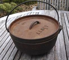 One standard cauldron